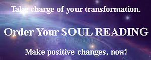 Order your Soul Reading now!