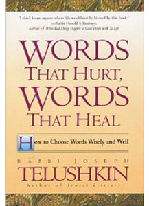 Speaking words that heal are imperative for the Law of Attraction to work.