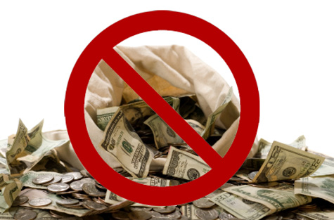 Leave 1 Dollar is not about money magically appearing on your doorstep. It is about you becoming a blessing to others.