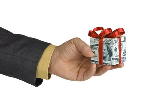 Giving to Get is a foundation of the Law Of Attraction